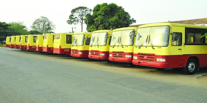Ajimobi Mass Transit Buses