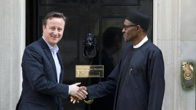 Buhar at Downing Street