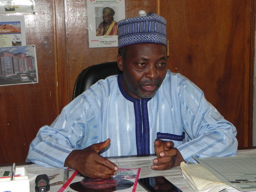 Alhaji Shuaib Ibrahim Gwada
