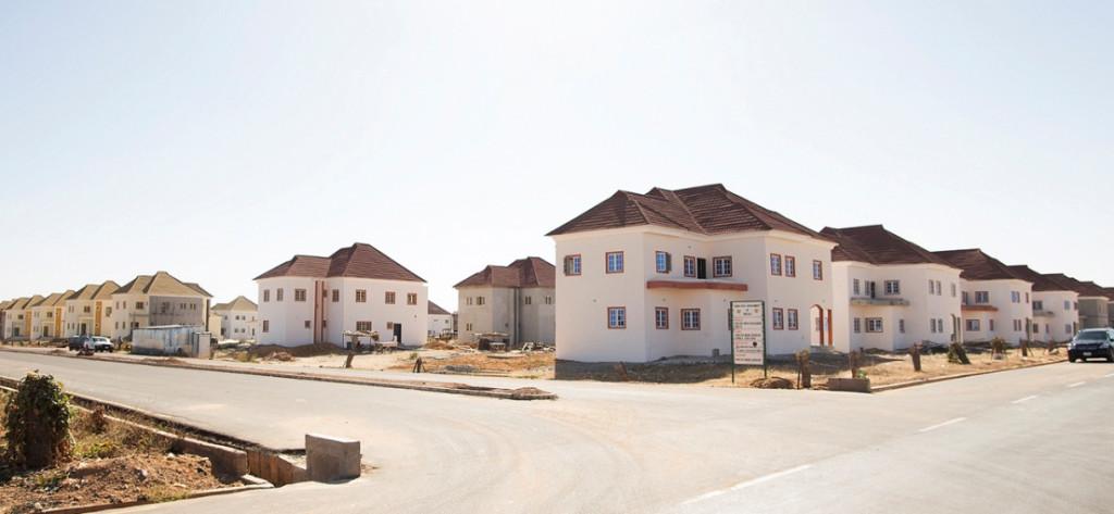 Housing Estate in Kano